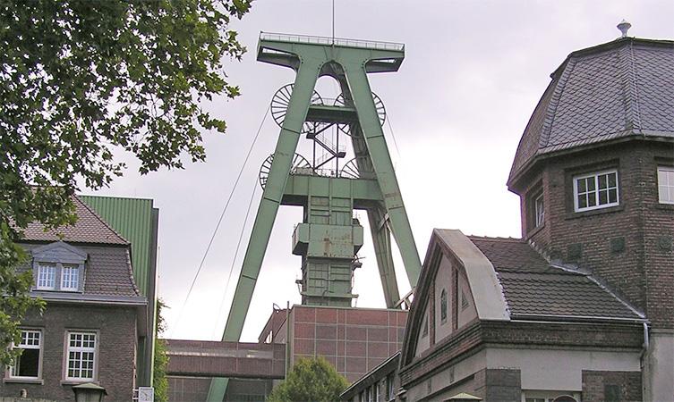 Lohberg Schacht 2