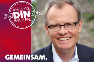 Heidinger wählen